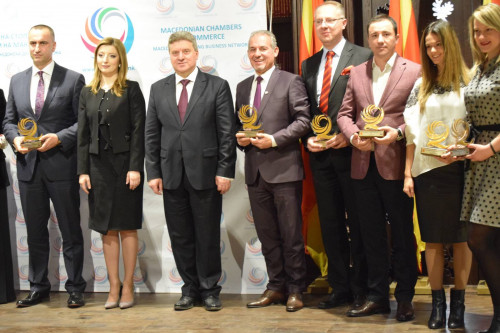 Cilësi Maqedonase 2016