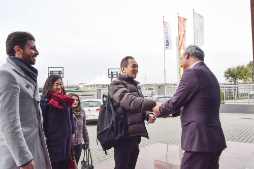 Vizita e zëvendës ambasadorin e Japonisë në Republikën e Maqedonisë