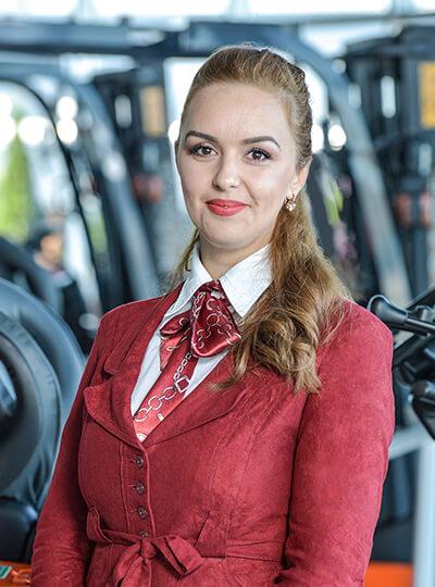 Виолета Доневска